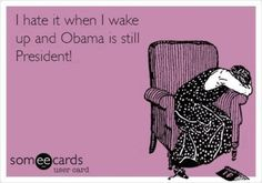 I did feel this way the day after election day...heres to hoping our country survives