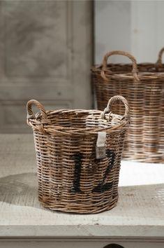 Rivièra Maison Official Online Store ® - Accessoires | Woonaccessoires & Decoratie | Potten | Rustic Rattan Planter Small
