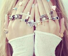 #a lot #of rings