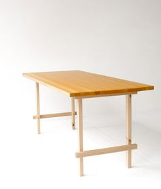 """FLAT TABLE """"raftered"""""""