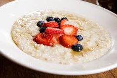 Over 40 studies show that eating oatmeal may help lower cholesterol and reduce the risk of heart disease. According to Quaker, all it takes is 3/4 cup of oatmeal each day to help lower cholesterol. The soluble fiber in oats helps remove LDL or bad cholesterol while maintaining the good cholesterol that your body needs. In January 1997, the Food and Drug Administration announced that oatmeal could carry a label claiming it may reduce the risk of heart disease when combined with a low
