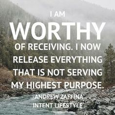 Daily Affirmation - IntentLifestyle.com