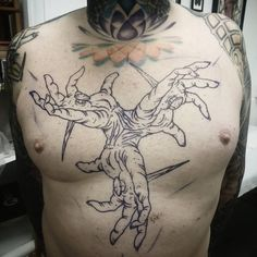 Nealpanda tattoo