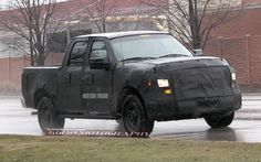 Spied: 2015 Ford F-150 Prototype May Have Five-Lug Wheels - WOT on Motor Trend