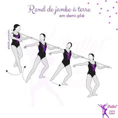 Dance Flexibility Stretches, Flexibility Workout, Ballet Girls, Ballet Dancers, Turns Dance, Ballet Basics, Ballet Steps, Ballet Illustration, Dance Positions