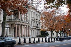 New Jersey Capitol Building - Trenton, NJ