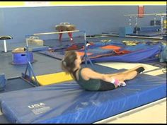 Laying Down Kip Drill Gymnastics Bars, Gymnastics Stuff, Gymnastics Skills, Gymnastics Coaching, Gymnastics Videos, Gym Bar, Contortion, Babe Ruth, Flipping