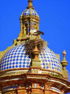 Cúpula del Divino Salvador, Carmona.