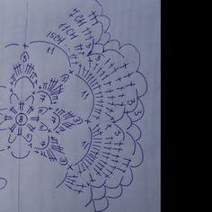 Witam:) To co wczoraj zobaczyłam na swojej tablicy na FB S - SalvabraniHanne Fagerås's media content and analytics Art Au Crochet, Crochet Ball, Crochet Motif, Crochet Doilies, Crochet Christmas Decorations, Crochet Ornaments, Crochet Snowflakes, Tatting Patterns, Doily Patterns