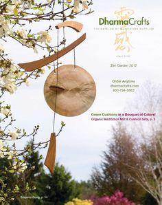 DharmaCrafts Catalog Zen Garden 2012