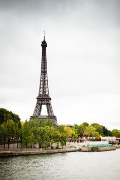 La Tour from the Seine in Paris- Been There, and loved it!