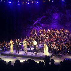 Nit de musicals (Festival Grec) - Teatre Grec. 28 de juliol 2017