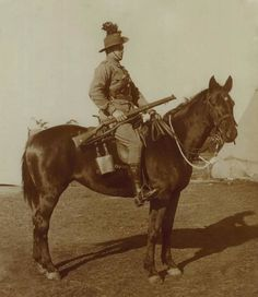 Guy Haydon and Midnight. They took part in the Charge of Bersheeba, one of the last great victorious cavalry charges in history which led to the fall of the Ottoman Empire and changed the course of WW!, but had a bad end for Midnight and Haydon.