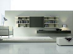 Scopriamo 70 modelli di pareti attrezzate moderne dal design originale, tanti...