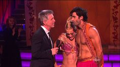 GILLES MARINI Keychain Dancing With The Stars
