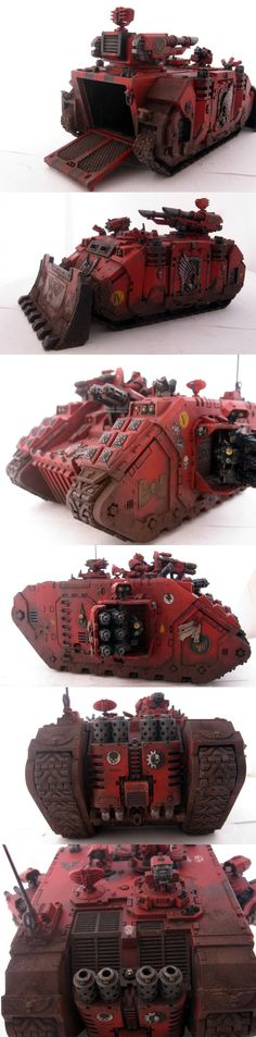 Blood Angels Army Project (pic carpet bombing) - Page 18