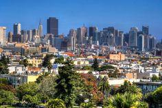"25 Reasons to Love ""Summer"" in San Francisco via @PureWow"