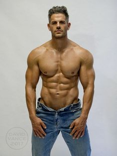 Scrumptious body art – shots by David Vance featuring Eric Turner | MALE`S PHOTO`S | Scoop.it