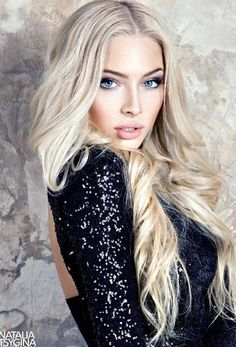 Beautiful blonde tone