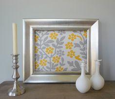 yellow and gray bathroom ideas | Yellow, Grey, White