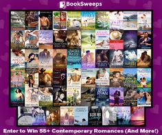 Enter to win over 55 medium to steamy small town contemporary romance novels from your favorite bestselling authors, plus a brand new Kindle Fire!
