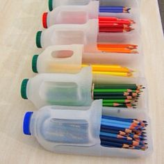 Organization idea for elementary classrooms!