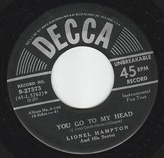 "45vinylrecord You Go To My Head/The Man I Love (7""/45 rpm) DECCA http://www.amazon.com/dp/B01AGRO70U/ref=cm_sw_r_pi_dp_Zv.Kwb0E4X44X"