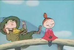 Snufkin & Little My