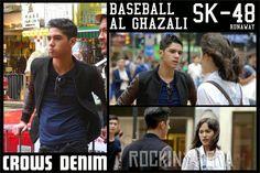 Jual Jaket Al Ghazali - RUNAWAY the Movie - SK 48 | Rockin Era