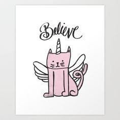 Believe+Art+Print+by+Matthew+Taylor+Wilson+-+$20.00