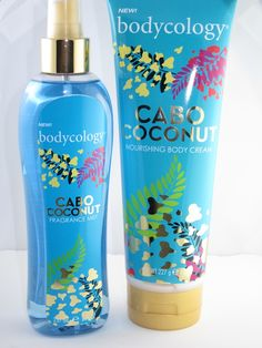 Seriously, I wish I was in Cabo at the moment but I'll settle for Bodycology Cabo Coconut Fragrance Mist and Nourishing Body Cream to take me there for Perfume Body Spray, Drugstore Skincare, Body Hacks, Fragrance Mist, Body Treatments, Body Lotions, Smell Good, Shower Gel, Body Wash