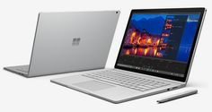 The new Surface of Microsoft