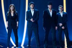Now you see me two trailer