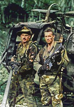 Arnold Schwarzenegger Movies, Arnold Schwarzenegger Bodybuilding, Arnold Schwarzenegger Predator, Iconic Movies, Classic Movies, Great Movies, Predator Movie, Alien Vs Predator, Gi Joe