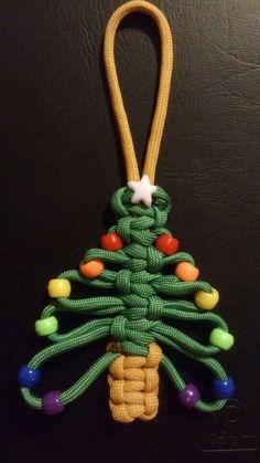 Paracord Christmas Tree
