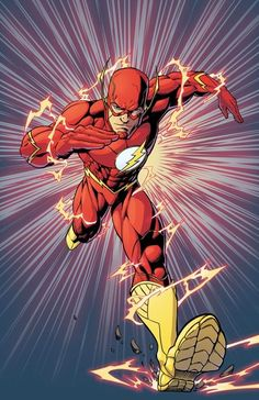 Tapping into the Speedforce