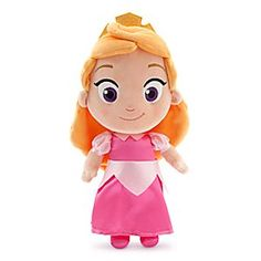 Disney Toddler Aurora Plush Doll - Sleeping Beauty - Small - 13'' | Disney StoreToddler Aurora Plush Doll - Sleeping Beauty - Small - 13'' - A soft and serene <i>Sleeping Beauty</i>, Toddler Aurora is reimagined as having grown-up at the palace of King Stefan in her full princess finery.