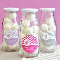 Personalized Milk Bottles