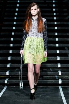Cheap Monday   Fall 2013 Ready-to-Wear Collection   Style.com