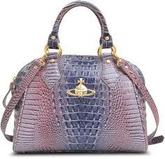 Vivienne Westwood Bugatti Chancery Bag in Purple - Lyst