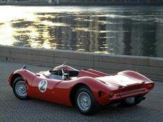 1966 Bizarrini P 538 Barchetta