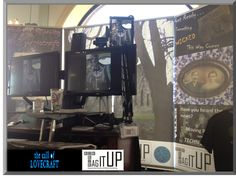 Interactive Augmented Reality Vendor Booth - Providence Biltmore - Necronomicon Convention