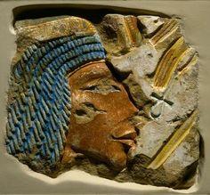 Akhenaten [Firmament hair: blue and layered]