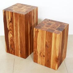 tree stump table - Google Search