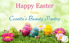 Cosette's Beauty Pantry: Happy Easter ⛪🐰🐣🍫 | Weekly recap 01/04/2018