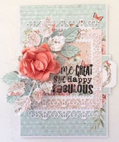 Great, happy, fabulous by Michelle Frisby Scrapbook, Paper, Frame, Awesome, Creative, Cards, Blog, Picture Frame, Scrapbooks