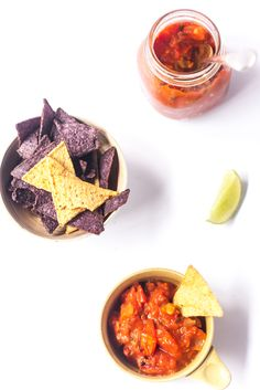 Sugar Free Tomato Salsa - Nourish & Inspire Me