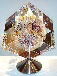 'Coppertone' by Jon Kuhn  glass artist in Winston-Salem, NC.