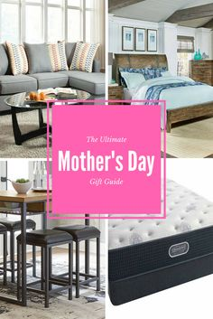 We've got the Mother's Day Gift Guide you can't afford to miss. Check it out now! http://mailchi.mp/americanfreight/mothers-day-gift-guide?e=8eec280e99&utm_campaign=crowdfire&utm_content=crowdfire&utm_medium=social&utm_source=pinterest