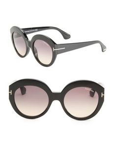 b40da0528af TOM FORD EYEWEAR Rachel 54MM Round Sunglasses.  tomfordeyewear  sunglasses